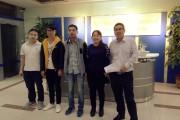 【就业】优胜设计学员深圳圣飞斯科技有限公司面试成功