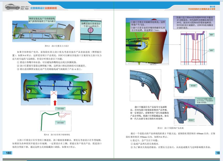 【动态】优胜校友邓成林著新书-汽车注塑模具设计出版