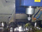 CNC培训-数控培训-汽车模具实训案例