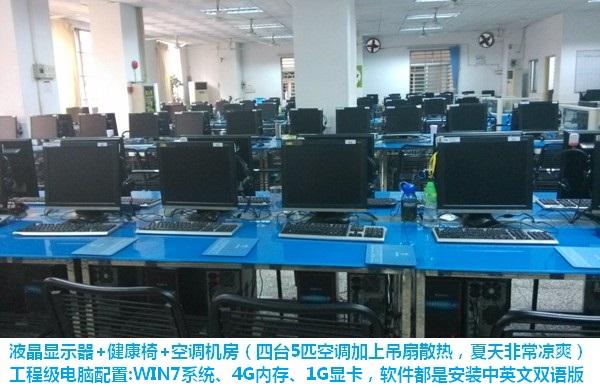学校软硬件设备环境升级