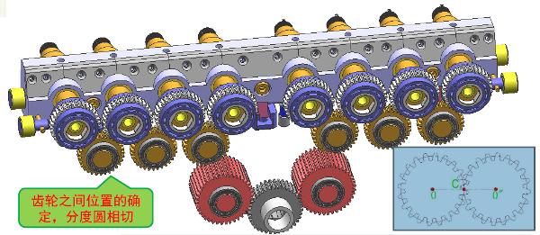 模具设计-三面螺纹抽芯案例